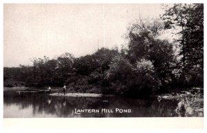 Connecticut North Stonington , lantern Hill Pond