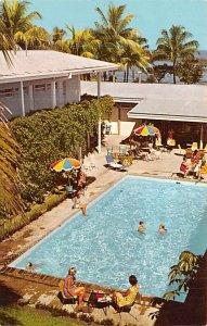 Outrigger Motel Suva Fiji Unused