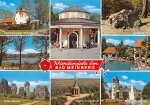 Bad Meinberg multiviews Externsteine Denkmal Detmold Schloss Opferstein Muehle