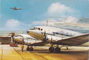 MALEV Liszonov LI-2, Camonet - 2 , Lissonov LI-2 airplanes , 60-70s