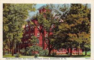 Agnes Howard Hall, West Virginia Wesleyan College, Buckhannon, WV