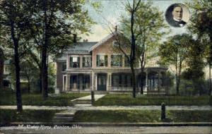 McKinley Home Canton OH Unused