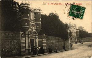 CPA Le HAVRE-Burgos (347882)