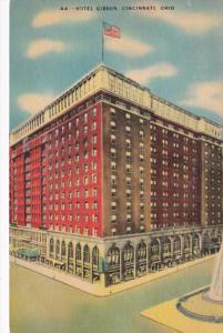 Ohio Cincinnati Hotel Gibson