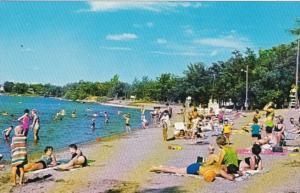 Canada Manitoba Erin Park On Killarney Lake