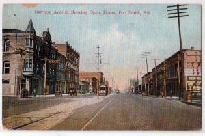 Garrison Ave. Fort Smith AK