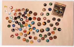 Peltier's Marbles 1920's - 1960's