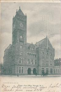 Post Office, Newark, New Jersey, PU-1905