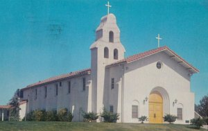 BAKERSFIELD , California , 1956 ; Our Lady of Perpetual Help Catholic Church
