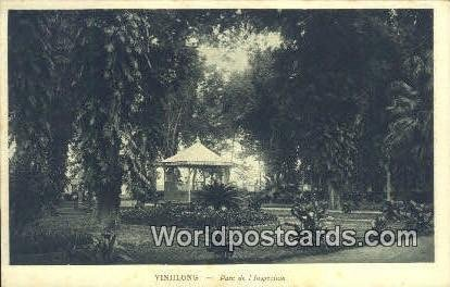 Parc de I'Isnspection, VInhlong VInhlong Vietnam, Viet Nam Unused