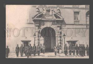 089571 Monaco Gardes d'Honneur du Prince Vintage PC