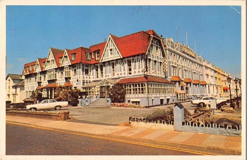 B103964 The Esplanade Hotel Sea Front Paignton Devon Uk