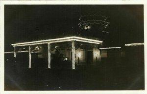 indonesia, JAVA SURAKARTA SOLO, Illuminated Sunan Kraton (1930s) RPPC Postcard