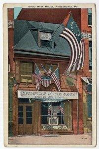 Philadelphia, Pa., Betsy Ross House