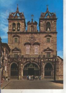 Postal 013785: Catedral de Braga, Portugal