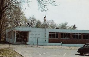 NEW CANAAN , Conn. , 50-60s ; Post Office