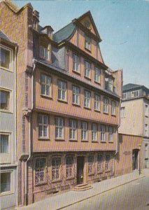 ADV: Dear Doctor PENTOTHAL drug ; Goethehaus , Frankfurt Am Main , Germany ...