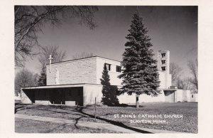 RP, SLAYTON, Minnesota, PU-1957; St. Ann's Catholic Church