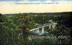 Boonsboro Bridge - Richmond, KY