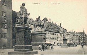 Germany Chemnitz Marktplatz 04.00
