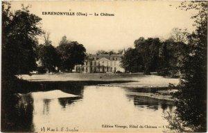 CPA Ermenonville- Le Chateau FRANCE (1020464)