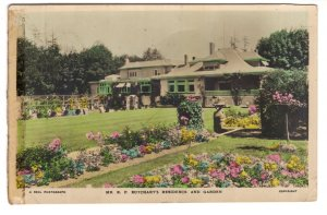 Mr R P Butchart`s Residence and Garden, Victoria, British Columbia, used