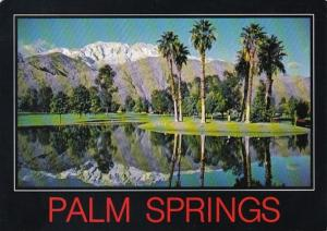 California Palm Springs Fairchild's Belair Greens Golf Course
