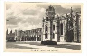 RP  LISBOA-Mosteiro dos Jeronimos 20-40s