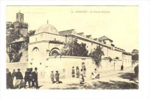 TLEMCEN, Algeria, 1910s   La Grande Mosquee