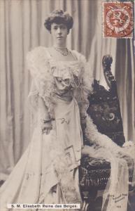 S. M. Elisabeth Reine des Belges, PU-1919