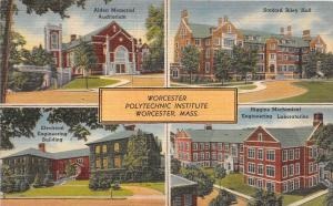 12099  MA 1940's  Worcester Polytechnic Institute