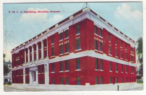 P543 JLs old ymca building wichita kanas