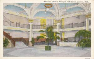 Michigan Jackson Rotunda At New Michigan State Prison Curteich