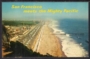 San Francisco Beach and Great Highway,San Francisco,CA