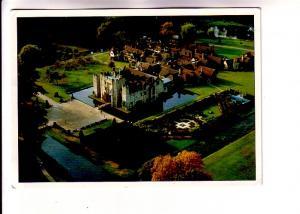 Maze, Tudur Village, Hever Castle, Edenbridge, Kent, England