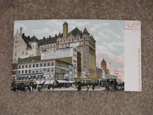 Fidelity Trust Company, Broad & Market St., Newark, N.J., 1906, Used