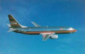 US Air Boeing 737-400