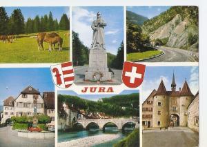Postal 035647 : Jura (Suiza)