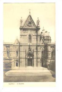Il Duomo, Napoli, Camponia, Italy, 00-10s