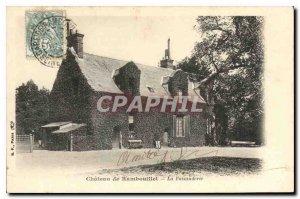 Old Postcard Chateau de Rambouillet La Faisanderie