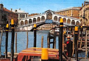 Rialto Bridge - Venezia, Venice, Italy