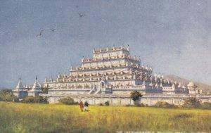 BURMA , 00-10s ; The Incomparable Pagoda , MANDALAY ; TUCK 7238