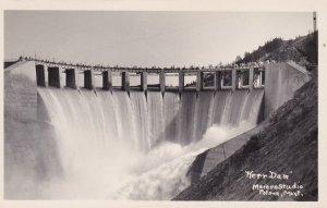 RP: POLSON , Montana , 1930s-50s; Kerr Dam