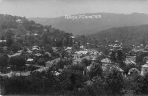 Romania Telega, Prahova, Panorama 1935
