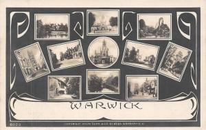 Warwick Different Aspects, Multiviews, Real Photograph