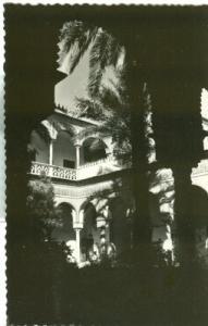 Spain, Sevilla, Patio Palacio de Las Duenas, unused Postcard