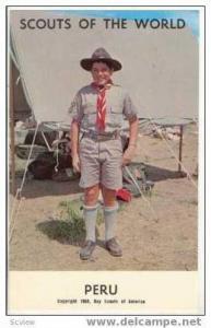 Boy Scouts of the World, PERU SCOUTS, 1968