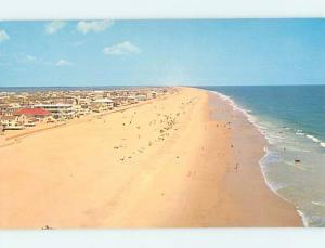 Unused Pre-1980 SCENE AT BEACH Fenwick Island Delaware DE M6584@