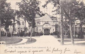 The Rink, Georgian Court, Lakewood, New Jersey, PU-1906