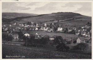 Panorama, Waldmichelbach i. Odw. (Hesse), Germany, PU-1935